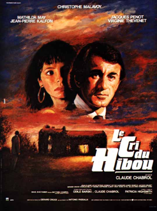 Le cri du hibou film streaming